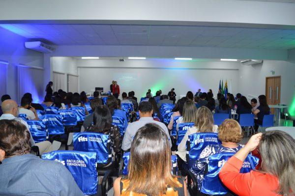 FITS realiza Aula Magna com palestrante internacional