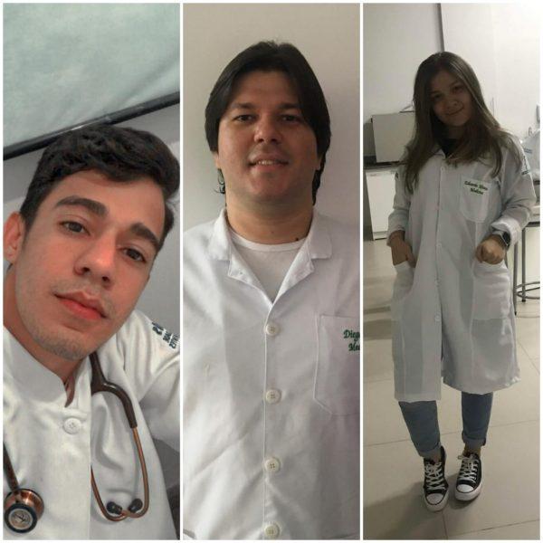 Alunos de medicina da Fits tornam-se membros convidados da ABLAC - PE